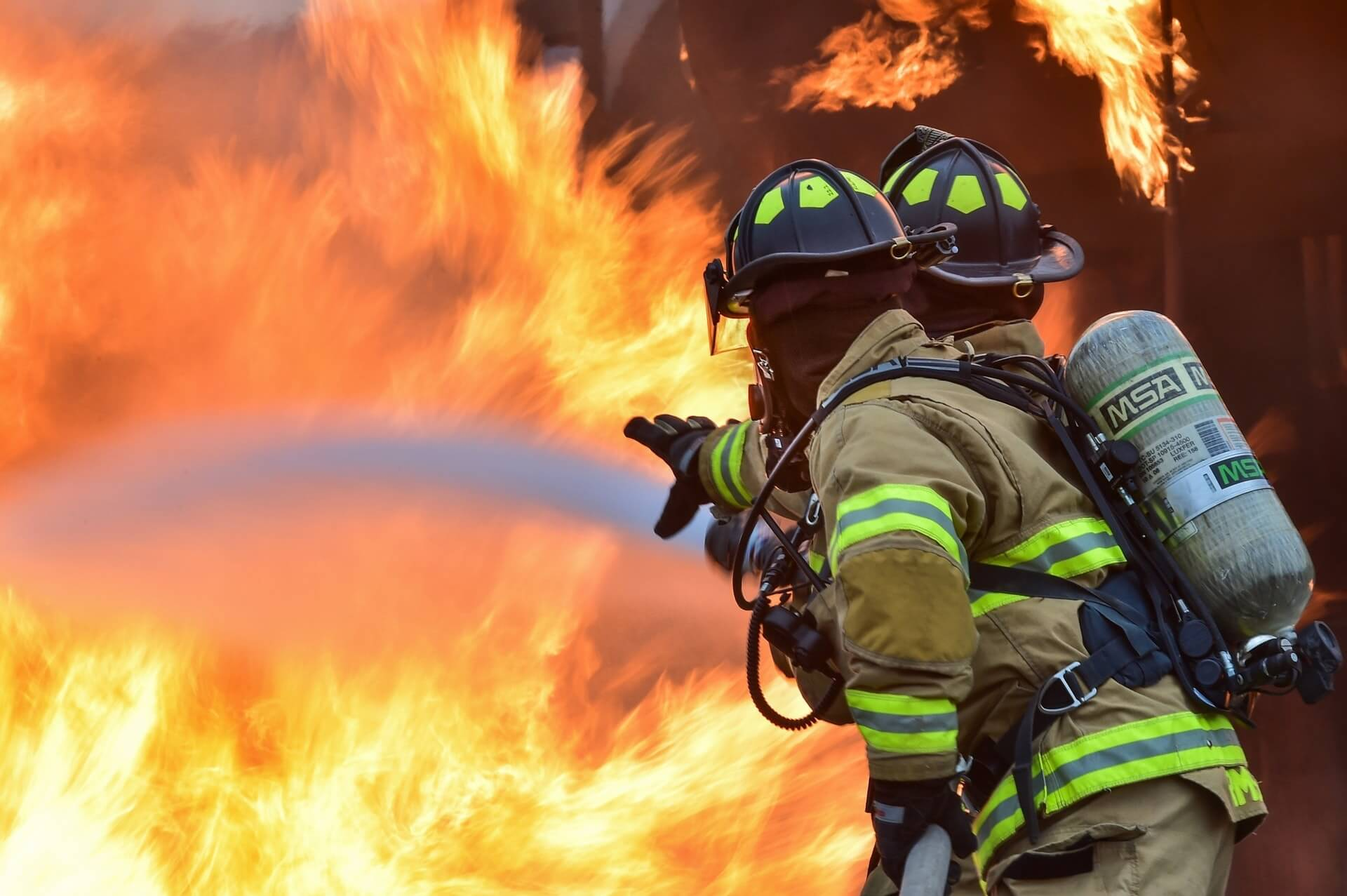 Protecting Hot Work Operations Areas in Your Construction Fire Safety Plan