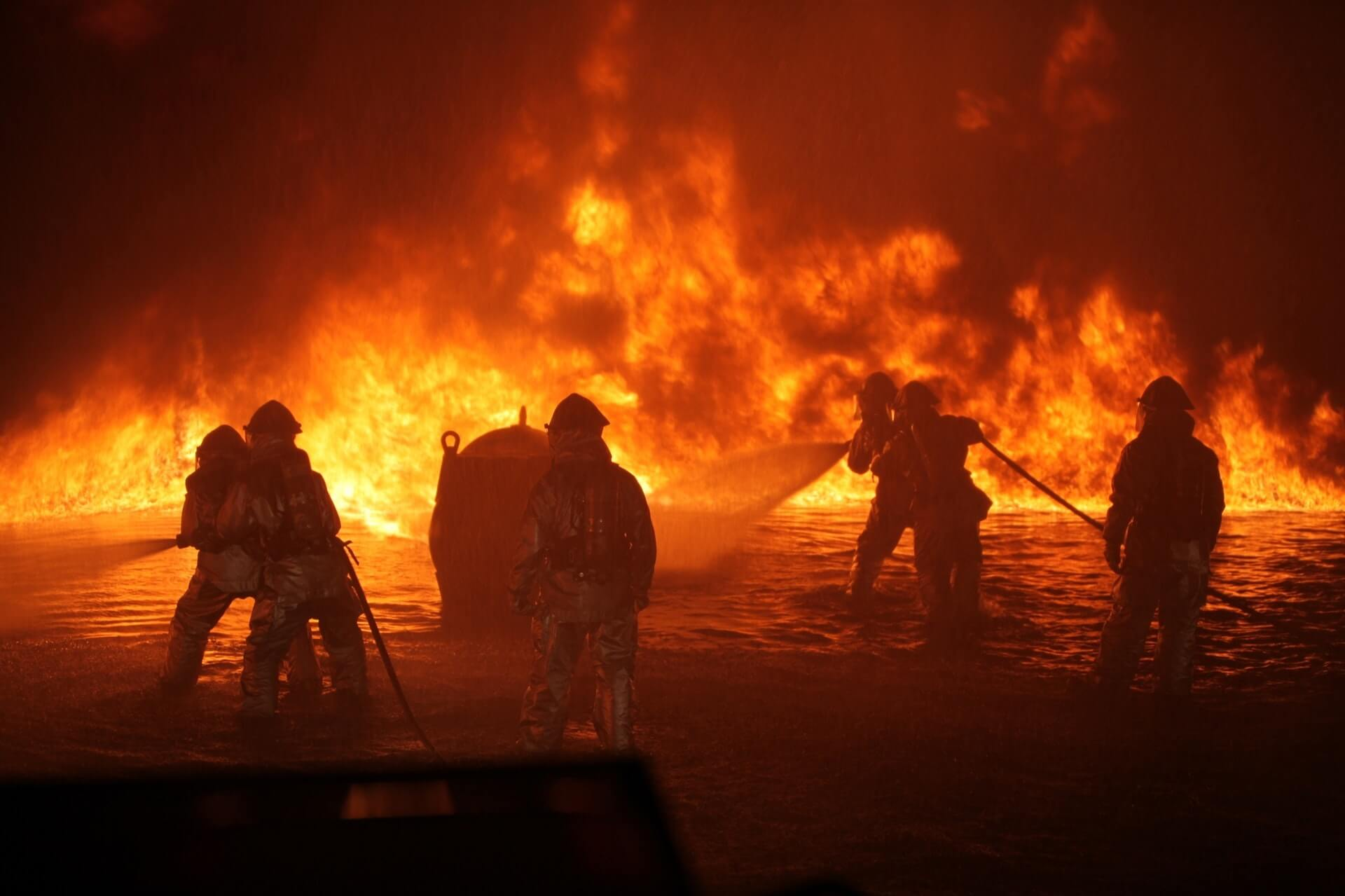 The Role of Security in Your Construction Site Fire Safety Plan